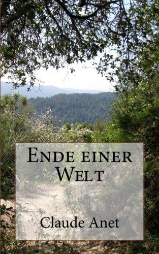 9781478388500: Ende einer Welt (German Edition)