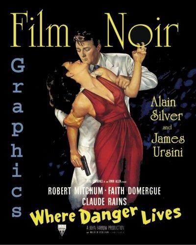 9781478390619: Film Noir Graphics: Where Danger Lives