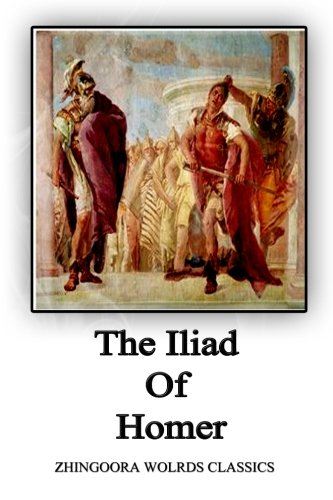 9781478391135: The Iliad Of Homer
