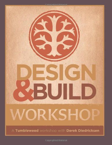 9781478392088: Design & Build: A Tumbleweed Workshop with Deek Diedricksen