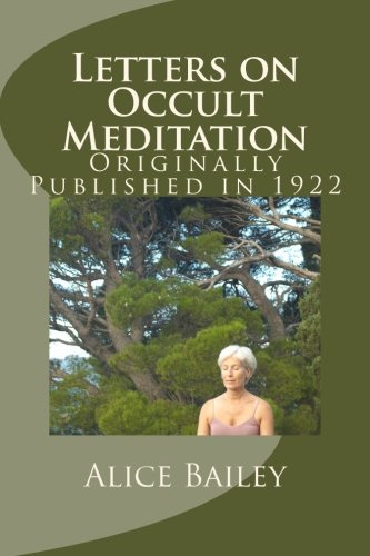 9781478392606: Letters on Occult Meditation