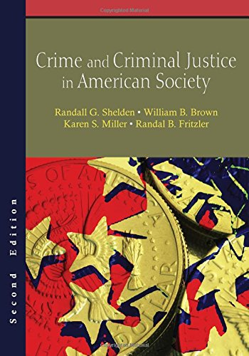 9781478607656: Crime and Criminal Justice in American Society, Second Edition