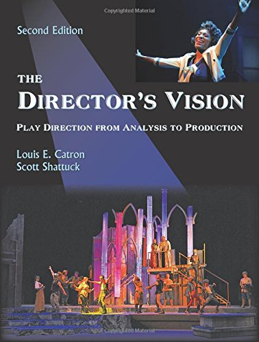 9781478611257: The Director's Vision: Play Direction from Analysis to Production, Second Edition