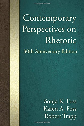 9781478615248: Contemporary Perspectives on Rhetoric, 30th Anniversary Edition