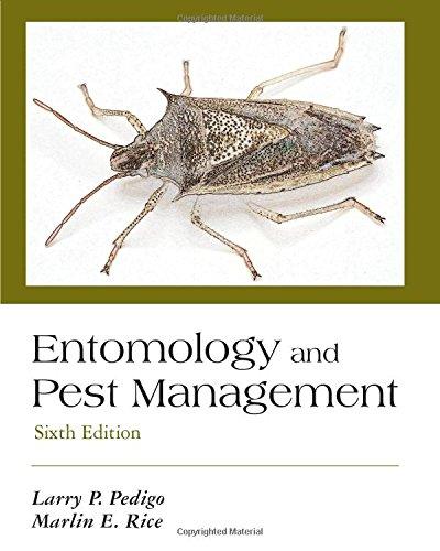9781478622857: Entomology and Pest Management
