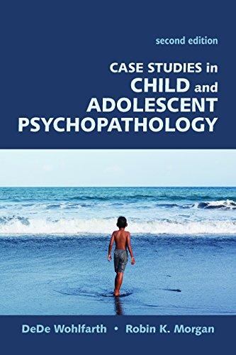 9781478626633: Case Studies in Child and Adolescent Psychopathology, Second Edition