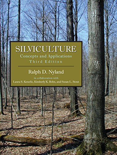 Silviculture: Concepts And Applications: Nyland, Ralph D.