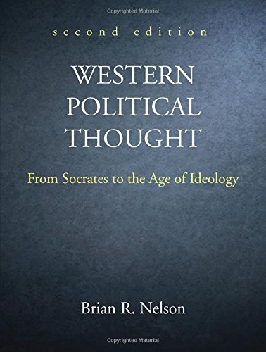 9781478627630: Western Political Thought: From Socrates to the Age of Ideology, Second Edition