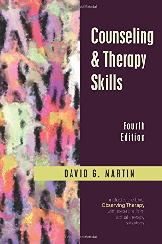 9781478628750: Counseling and Therapy Skills, Fourth Edition