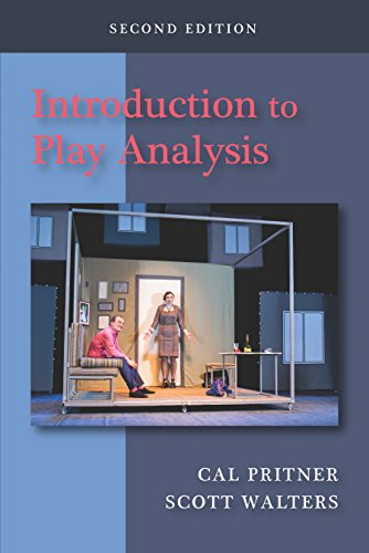 Introduction to Play Analysis: Pritner, Cal/ Walters,
