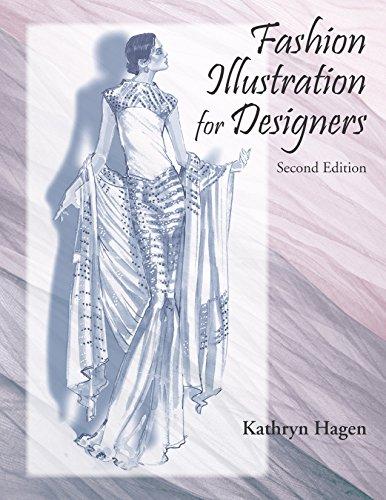 9781478634683 Fashion Illustration For Designers Second Edition Abebooks Kathryn Hagen 1478634685