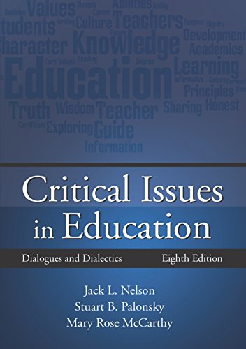 9781478635680: Critical Issues in Education: Dialogues and Dialectics, Eighth Edition