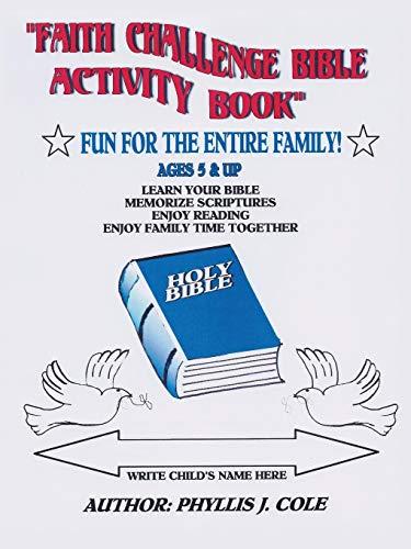 9781478700708: Faith Challenge Bible Activity Book