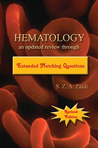 9781478701187: Hematology: An Updated Review Through Extended Matching Questions