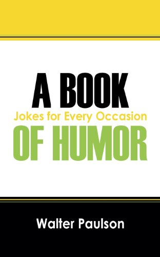 9781478707288: A Book of Humor: Jokes for Every Occasion
