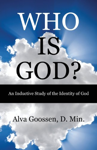 9781478708087: Who Is God? an Inductive Study of the Identity of God