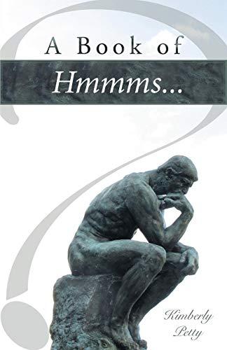 9781478709886: A Book of Hmmms...