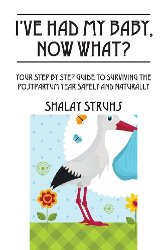 Ive Had My Baby, Now What Your Step By Step Guide to Surviving the Postpartum Year Safely and ...
