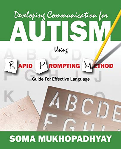 9781478713135: Developing Communication for Autism Using Rapid Prompting Method: Guide for Effective Language