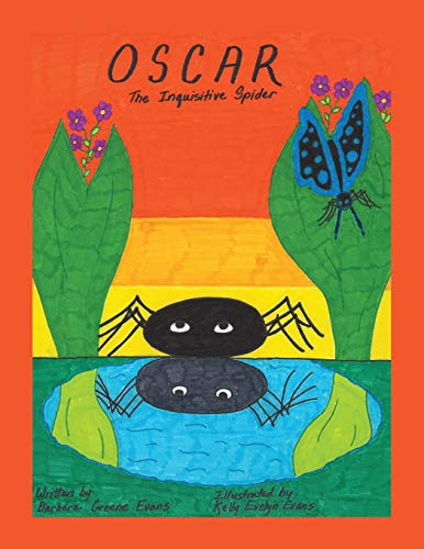 9781478717799: Oscar, The Inquisitive Spider