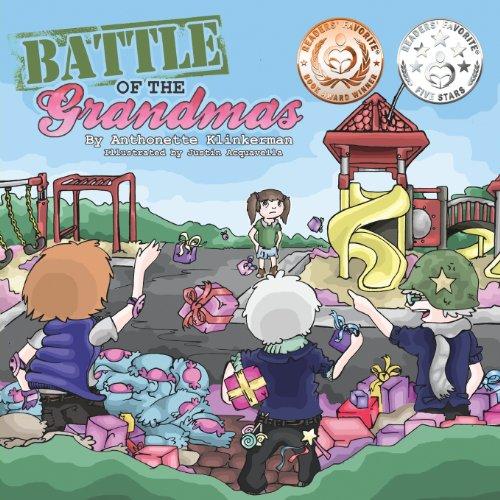 9781478719304: Battle of the Grandmas
