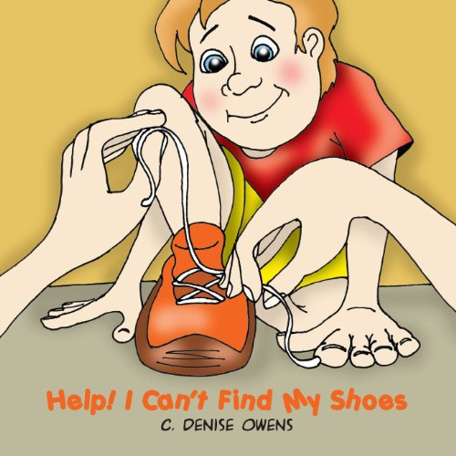 9781478725503: Help! I Can't Find My Shoes
