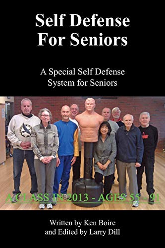 9781478725817: Self Defense for Seniors: A Special Self Defense System for Seniors