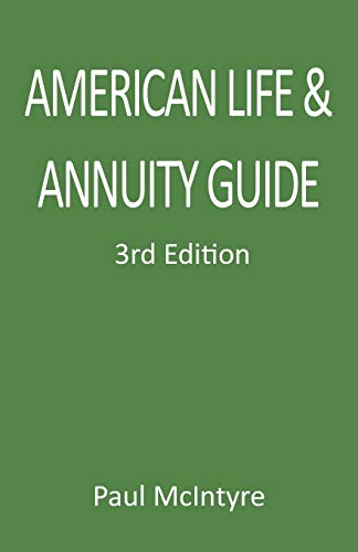 9781478762669: American Life & Annuity Guide