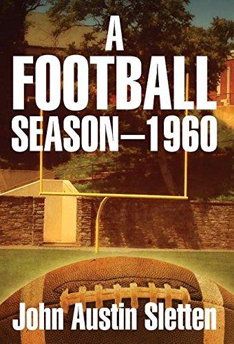 9781478762942: A Football Season - 1960