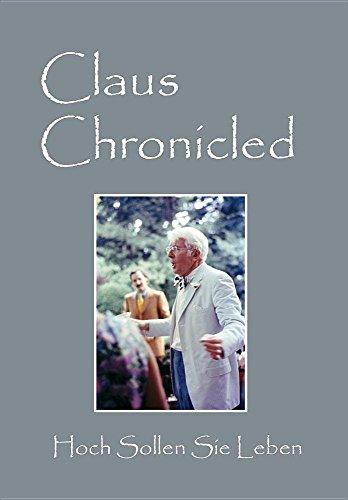 Claus Chronicled: Claus Jordan MD