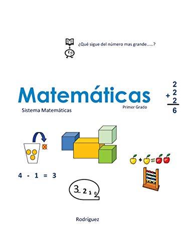 9781478776345: Matemáticas Para Primer Grado: Sistema Educativo