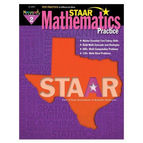 9781478800354: STAAR Mathematics Practice Grade 2