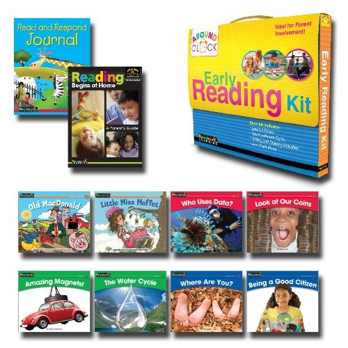F-G Reading Levels Family Involvement Kit