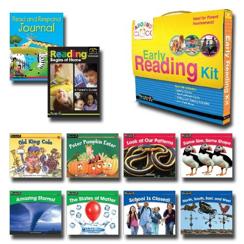 H-I Reading Levels Family Involvement Kit