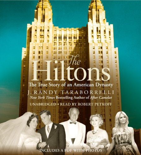 9781478900009: The Hiltons: The True Story of an American Dynasty