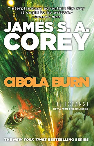 9781478900825: Cibola Burn - Book Four Of The Expanse
