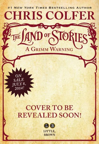 9781478901716: A Grimm Warning: Library Edition (The Land of Stories)