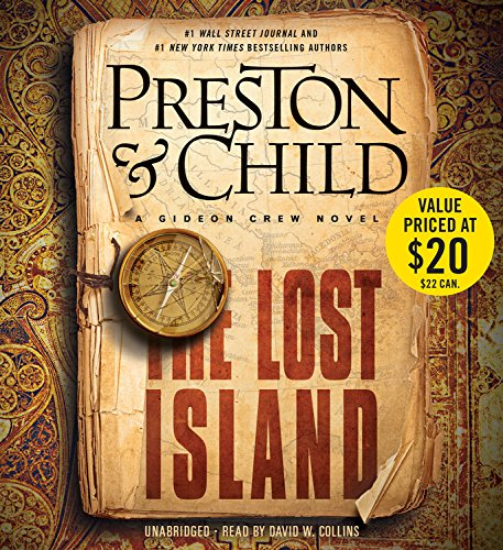 The Lost Island - A Gideon Crew Novel: Lincoln Child; Douglas Preston