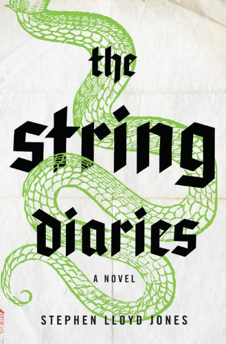 The String Diaries: Stephen Lloyd Jones