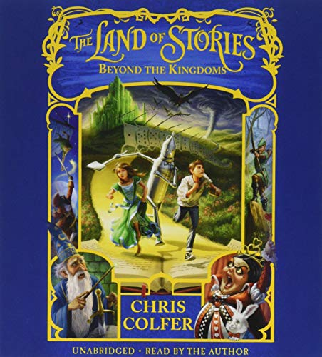 9781478904076: The Land of Stories: Beyond the Kingdoms