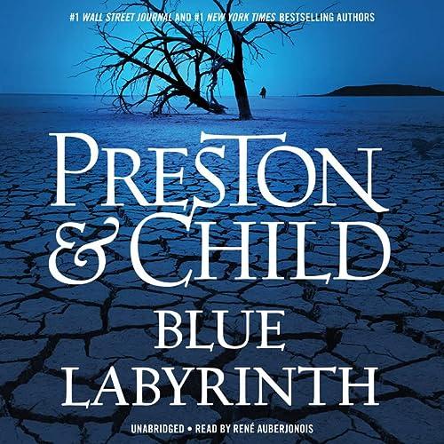 Blue Labyrinth: Douglas Preston