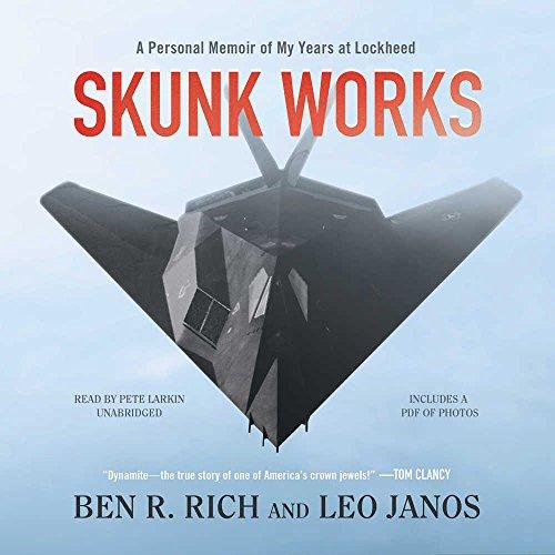 9781478908203: Skunk Works: A Personal Memoir of My Years at Lockheed
