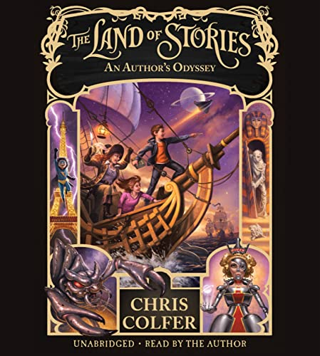 9781478909606: The Land of Stories: An Author's Odyssey