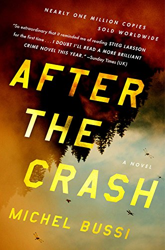 After the Crash (Compact Disc): Michel Bussi