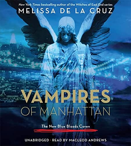 9781478929918: Vampires of Manhattan: The New Blue Bloods Coven
