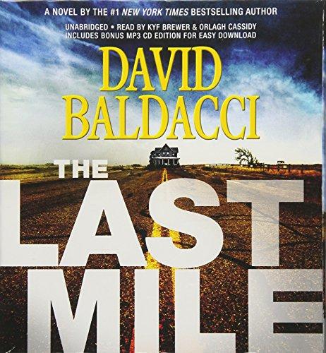 The Last Mile (Compact Disc): David Baldacci