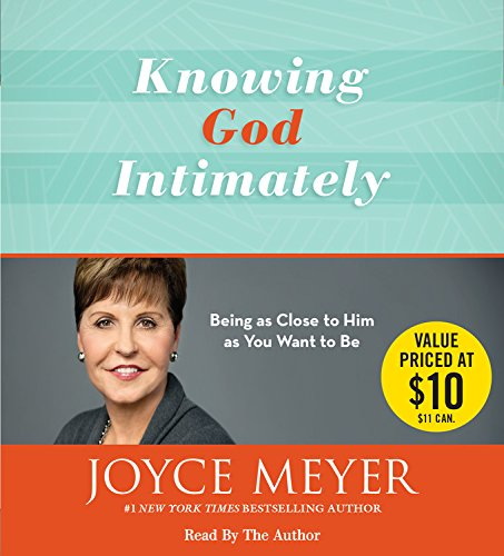 9781478931577: Knowing God Intimately: Being as Close to Him as You Want to Be