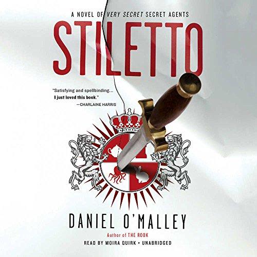 9781478933564: Stiletto: A Novel (Checquy Files, Book 2)