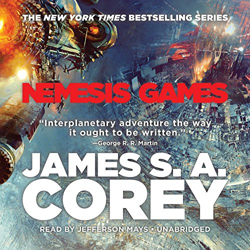 Nemesis Games: James S a Corey