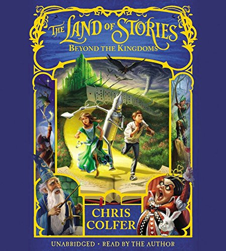 The Land of Stories Book 4: Chris Colfer